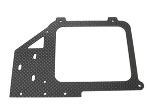 Century UK Carbon Lower Front Side Frame Set - Right