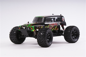 SST Racing - Vampire Ghost 4WD Monster Truck 1/10 RTR B/Less