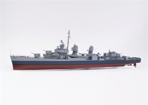 Premium Line - 1:72 Fletcher Pre-Built Scale Model Boat