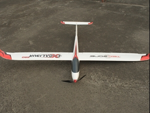 Excalibur 2500 PNP Glider (no tx,rx batt or chg) (DIAMOND)