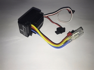 BSD Brushed Speed Controller (Water Resitant) LiPo or Ni-MH