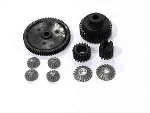 BSD Baja/Storm V2 and V3 Gear Box Gear Set