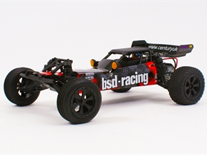BSD Prime Baja V3, V2 Retro Colour Scheme 1/10th Buggy RTR