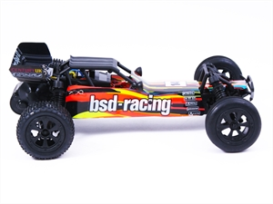 Century UK BSD Racing Prime Baja V3