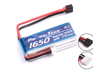 Century UK Power-Tech 1650mAh 33C 3S 11.1V Li-Po Battery