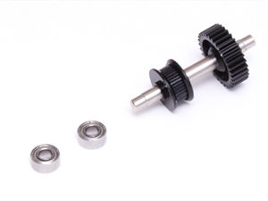 Century UK Razor 500 Front Tail Gear Set