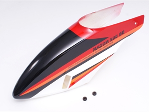 Century UK Razor 500 Canopy red
