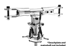 Century UK Heli Flybarless Metal Rotor Head - Gassers/.90