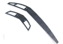 Century UK Heli Carbon Fibre Fin Set Swift