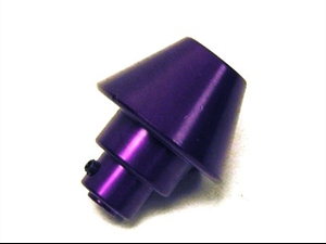 Metal Starter Cone Purple