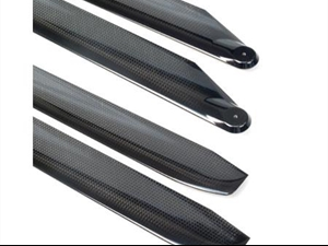 Rotortech 515mm Main Blades - Swift