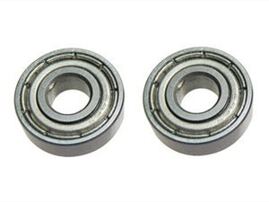 Century UK Bearing (2) 5X13X4 Tail Shaft
