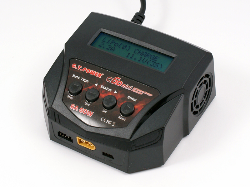 GT Power C6D Mini Charger