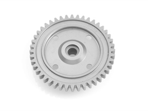 44T Steel Spur Gear