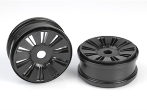 Wheel (Black) Pair