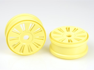Wheel (Yellow) Pair