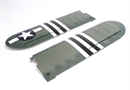 Century UK Max Thrust J3 Cub Main Wing Green