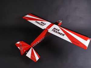 Max Thrust Pro-Built Balsa Trainer - 32-40 IC or Electric