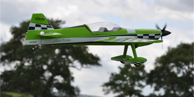 Max Thrust MX2 Pnp (Green)