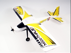 Max Thrust Riot Airframe - Yellow