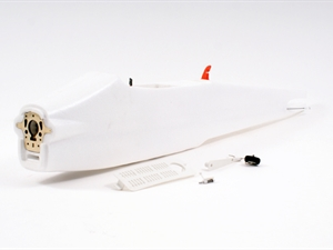 Maxthrust Riot XL Fuselage - WHITE with Red Tow Release