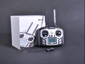 Microzone MC10 Transmitter and 8 Channel Receiver Package