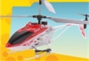 Century UK Syma S032 Radio Control 3 Channel Indoor Helicopter