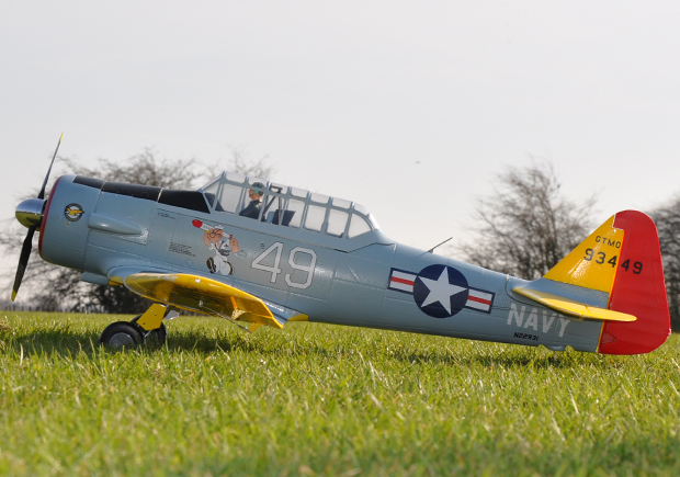 Century UK Art-Tech AT6 Texan
