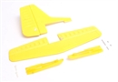 Century UK Art-Tech P-51D Tail Fin Set