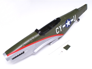 Century UK Art Tech P51 EPO Fuselage