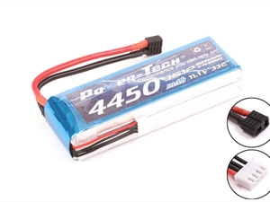 Century UK Power-Tech 4450 mAh 33C 3S 11.1V Li-Po Battery