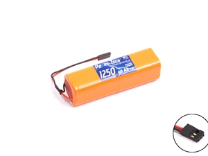 Century UK Power-Tech 9.6V 1200mAh Ni-Mh Transmitter Pack