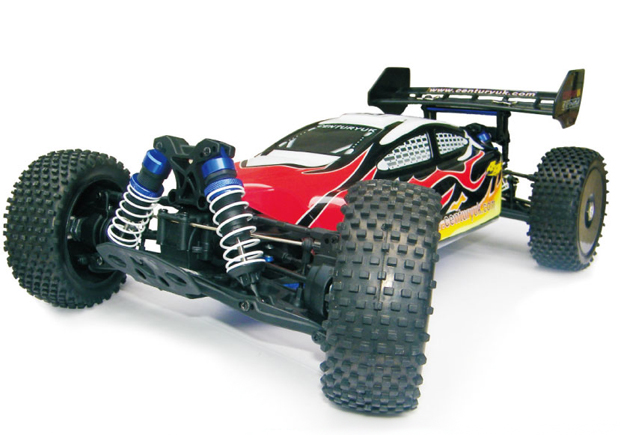 Century UK BSD Racing 802T Nitro Compression Buggy