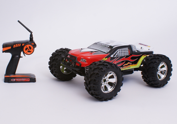 Century UK BSD Racing 808T Brushless Granite Monster