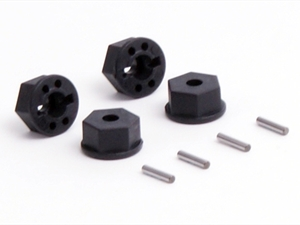 Century UK BSD Racing Radio Control Spares Rim Hub With Pin