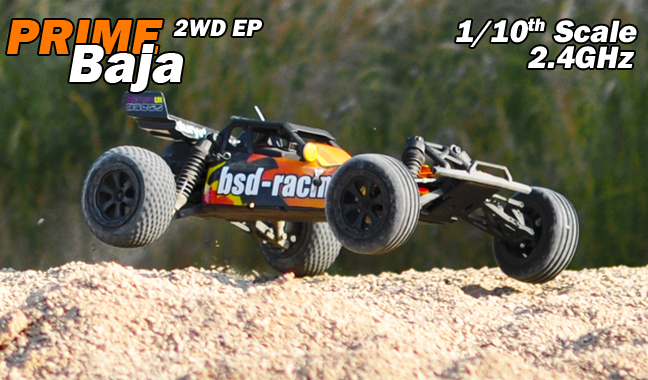 Century UK BSD Racing Prime Baja Buggy