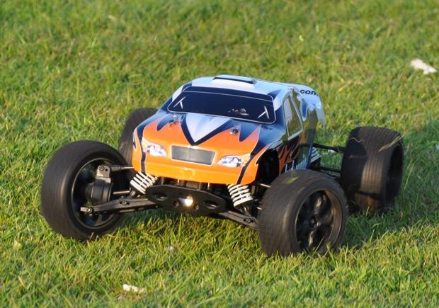 BSD Racing Prime Onslaught V2 Brushed Truck
