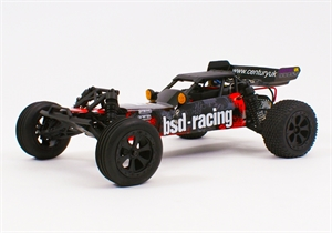 Century UK BSD Racing Prime Baja V2