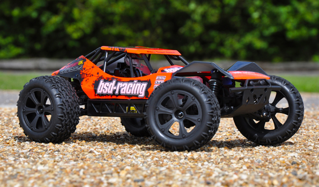 Century UK BSD Racing Prime Desert Assault