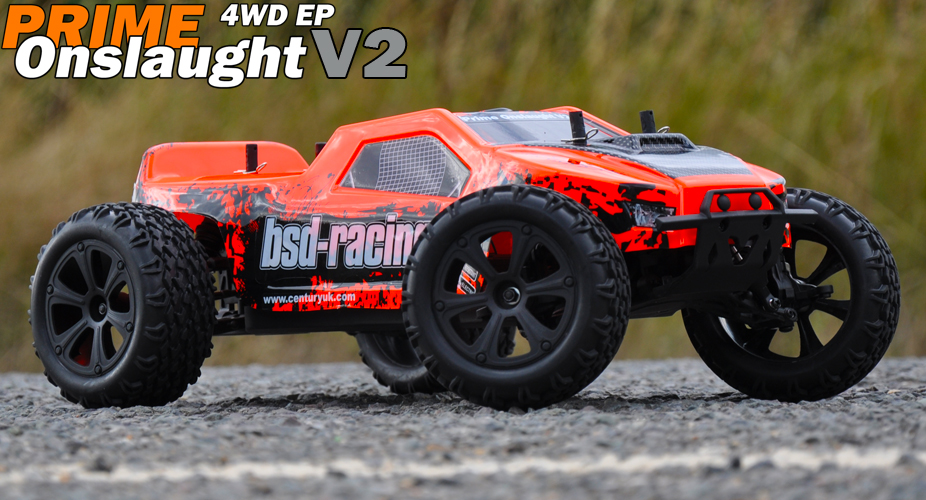 Century UK BSD Racing Prime Onslaught V2