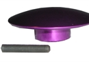 Head Button For Metal Hub Purple