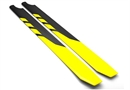 Rotortech Carbon Blades 700Mm