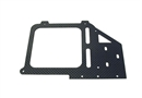 Century UK Carbon Lower Front Side Frame - Left