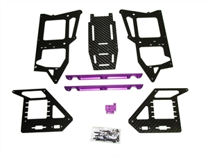 Hawk Carbon Side Frame Conversion Kit