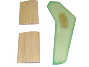Century UK TwinStar 30 Tail Fin Set