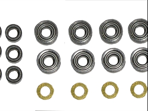 Century UK Hawk Sport Bearing Upgrade Kit