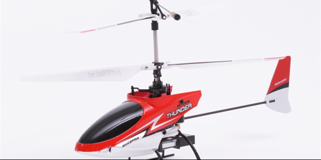 Century UK Nano CX Helicopter 4 Channel Complete