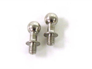 Stainless Ball 3mm Thread - Medium (2)
