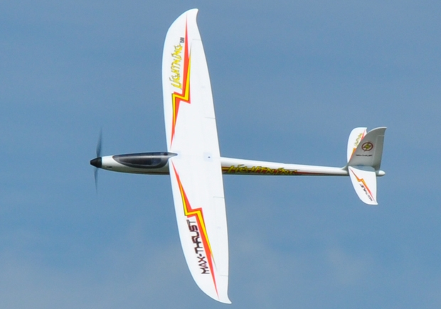 Century UK Max-Thrust Lightning Glider