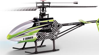 Century UK MJX Helicopters F45 Spotlight
